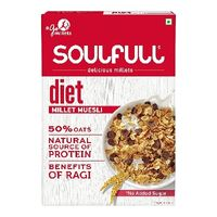 Soulful Millet Muesli Diet Image