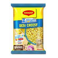 Maggi 2 minute desi cheesy noodles Image