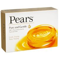 Pears Pure and Gentle soap Image