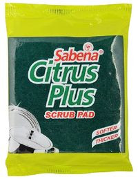Citrus plus Scrub pad Image