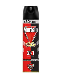 Mortein Cockroaches & Mosquitoes Spray Image