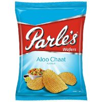 Parle Wafers - aloo chaat Image