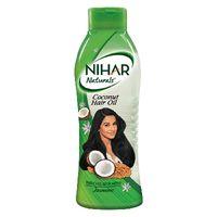 Nihar Natural coconut hair oil Image