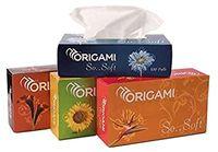 Origami Box tissue 2 ply (car) Image