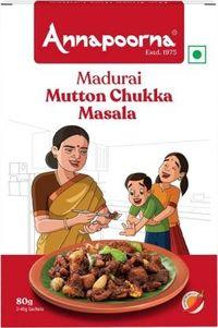 Annapoorna Madurai mutton chukka masala Image