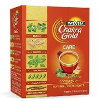 Chakra gold Care tea Image