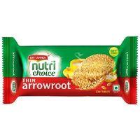 Britannia Nutri choice thin arrowroot Image