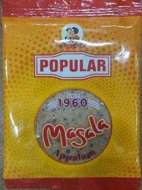 Popular Masala appalam Image