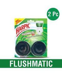 Harpic Flushmatic - twin pack - Pine Image