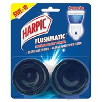 Harpic Flushmatic - twin pack - aquamarine Image