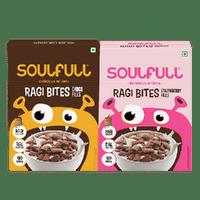 Soulful Ragi bites Image