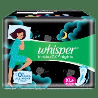 Whisper Bindaaz nights XL+ Image