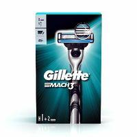 Gillette Mach 3 (1 razor & 2 blades) Image