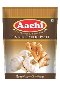 Aachi Ginger Garlic Paste (B1G1)) Image