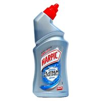 Harpic Platinum active shield marine toilet cleaner Image