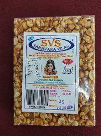 SVS saravana vilas Groundnut Candy/chikki/burfi Image