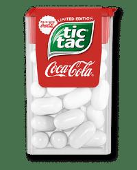 Tic tac Coca cola flavor Image