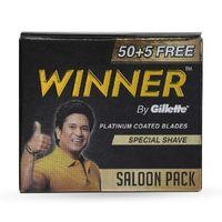 Gillette Winner platinum coated blades Image