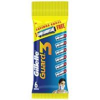 Gillette Guard 3 blades Image