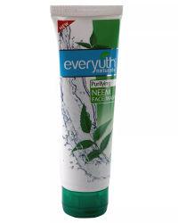everyuth naturals Purifying neem facewash Image
