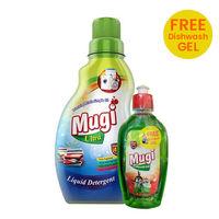 Mugi Ultra (FREE Dishwash Gel) Image