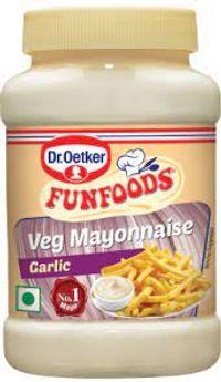 Fun foods Veg mayo - Garlic Image