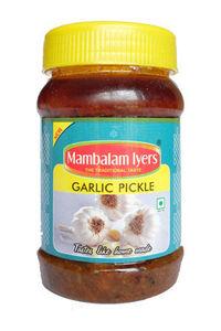 Mambalam Iyers Garlic Pickle Image