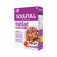 Soulfull Fruit and Nut Millet Muesli (B1G1) 800g(400g+400g) Image