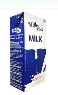 Milky Mist Toned Milk Image