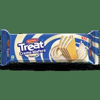 Britannia Vanilla Treat Creme Wafers Image