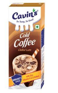 Cavin's Cold Coffee Image