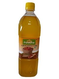 Pureone Groundnut Oil Image