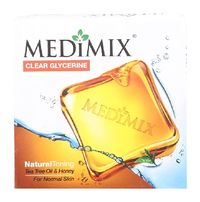 Medimix Clear Glycerin Natural toning tea tree Oil & Honey Image
