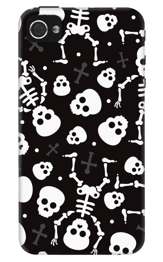 DailyObjects Mexican Skull Case For iPhone 4/4S  available at dailyobjects for Rs.0