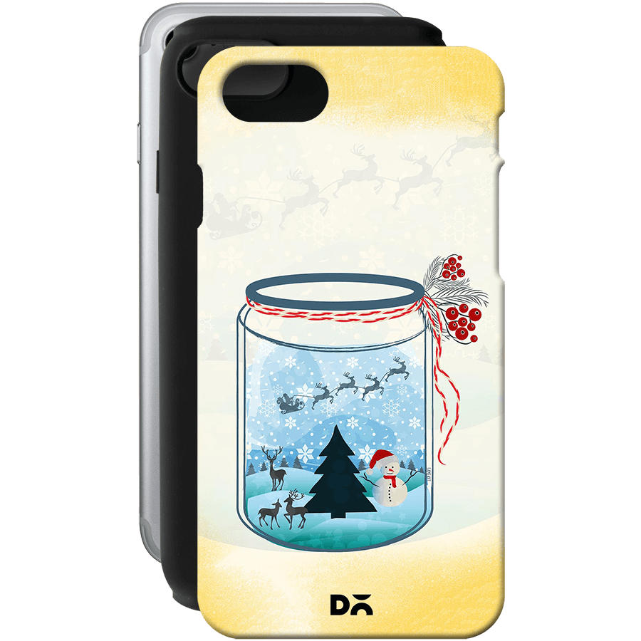 DailyObjects Christmas In Jar Tough Case For iPhone 7 Buy Online in ...