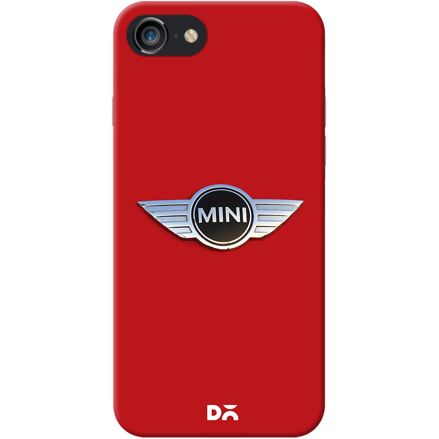 dailyobjects mini cooper red hood case for iphone 7 buy online in india dailyobjects. Black Bedroom Furniture Sets. Home Design Ideas