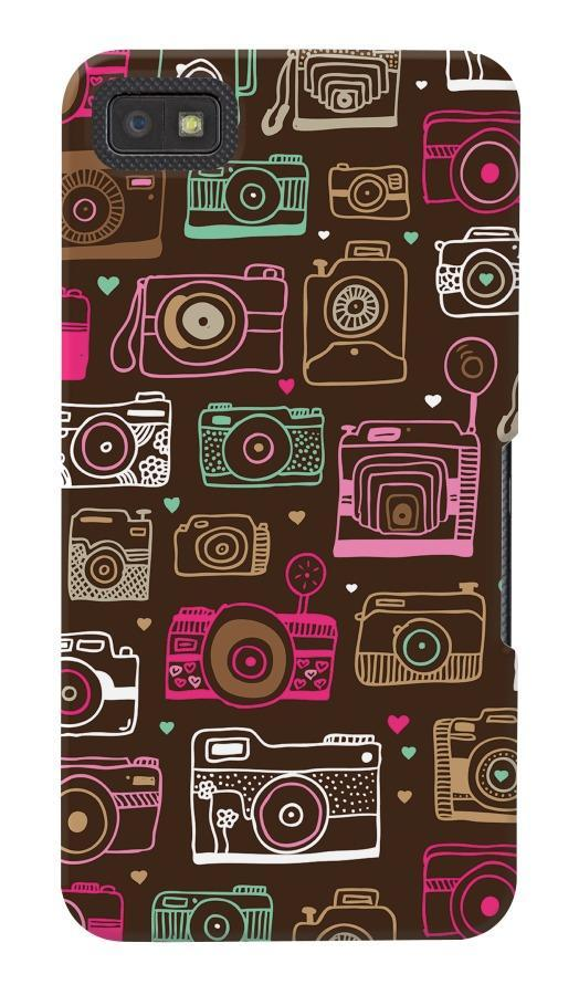 DailyObjects Toy Camera Case For BlackBerry Z10  available at dailyobjects for Rs.0