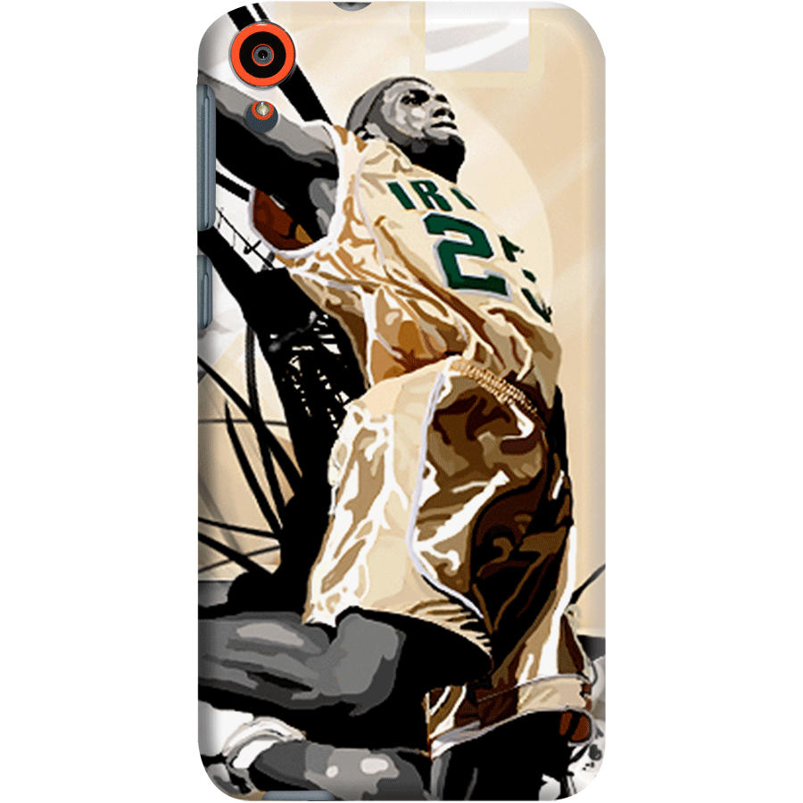 lebron dunking apple logo case. dailyobjects lebron james vector case for htc desire 820 dunking apple logo