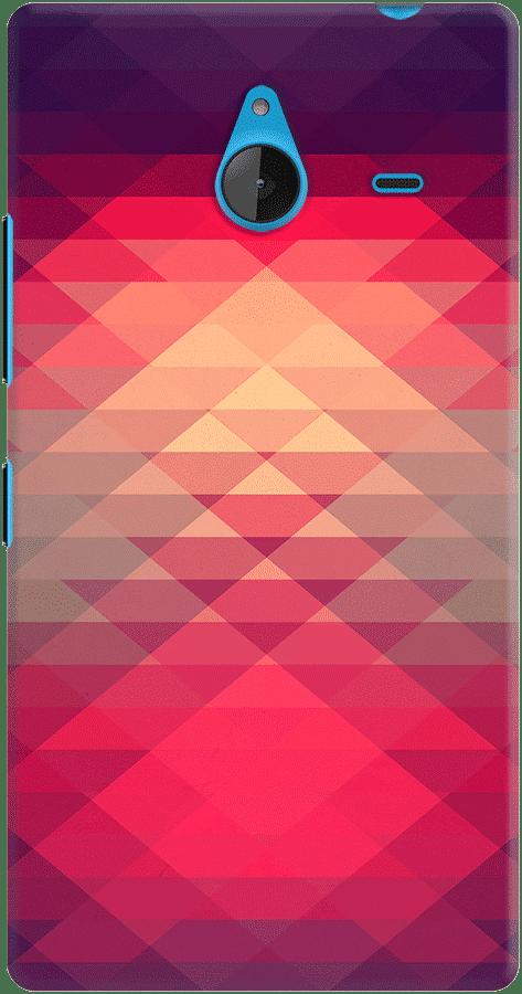 e8432c7e12f DailyObjects Abstract Illusion Case For Microsoft Lumia 640 XL