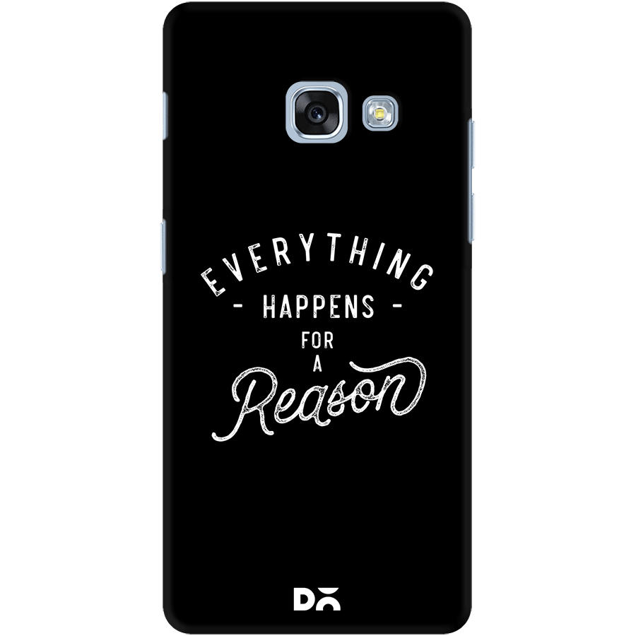 DailyObjects Reasonable Case For Samsung Galaxy A3 2017 Edition