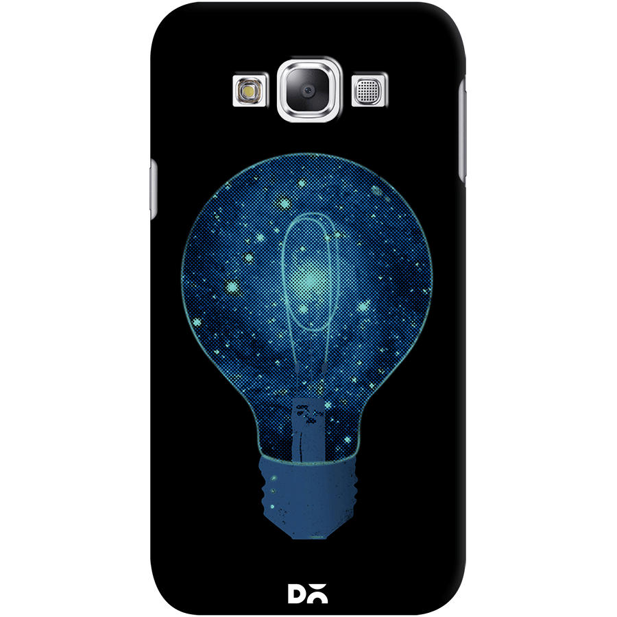 Dailyobjects Blacklight Case For Samsung Galaxy E7 Buy Online In