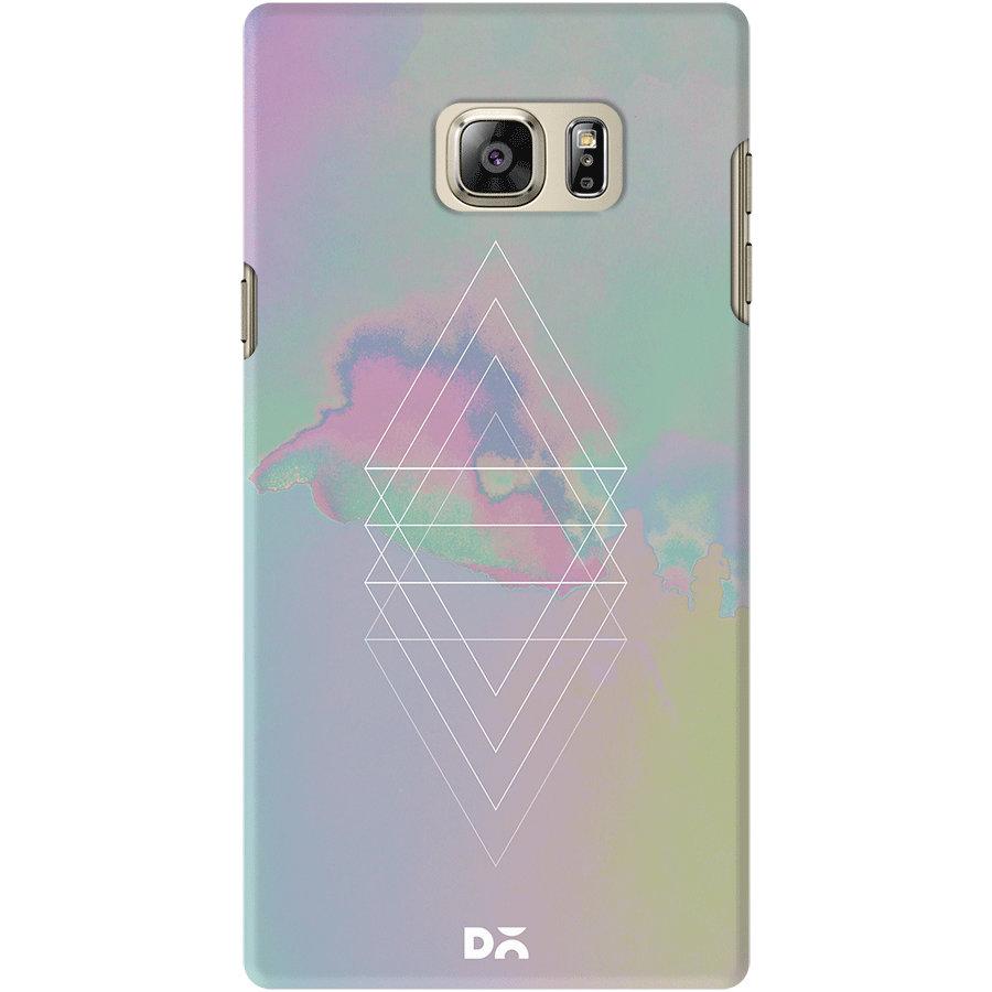 Cas Holographique Plumes Pour Le Samsung Galaxy A5 (2016) NYFMi2