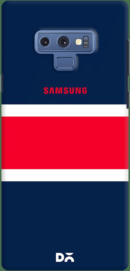 the best attitude b3e5d 4c289 DailyObjects Indigo Blush Case Cover For Samsung Galaxy Note 9