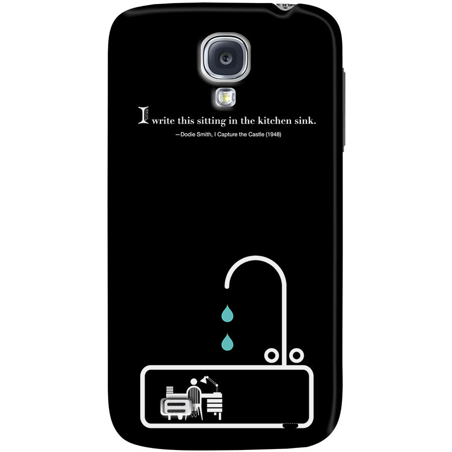 dailyobjects sitting in the kitchen sink case for samsung galaxy