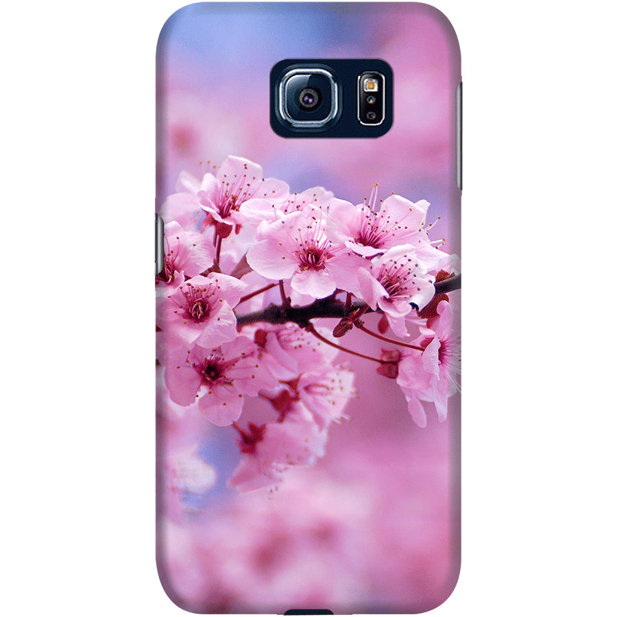Dailyobjects Spring Flowers Case For Samsung Galaxy S6 Buy Online In