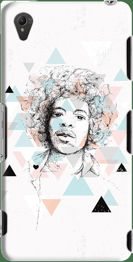 Dailyobjects Jimi Hendrix Case For Sony Xperia Z3 Buy Online In India Dailyobjects