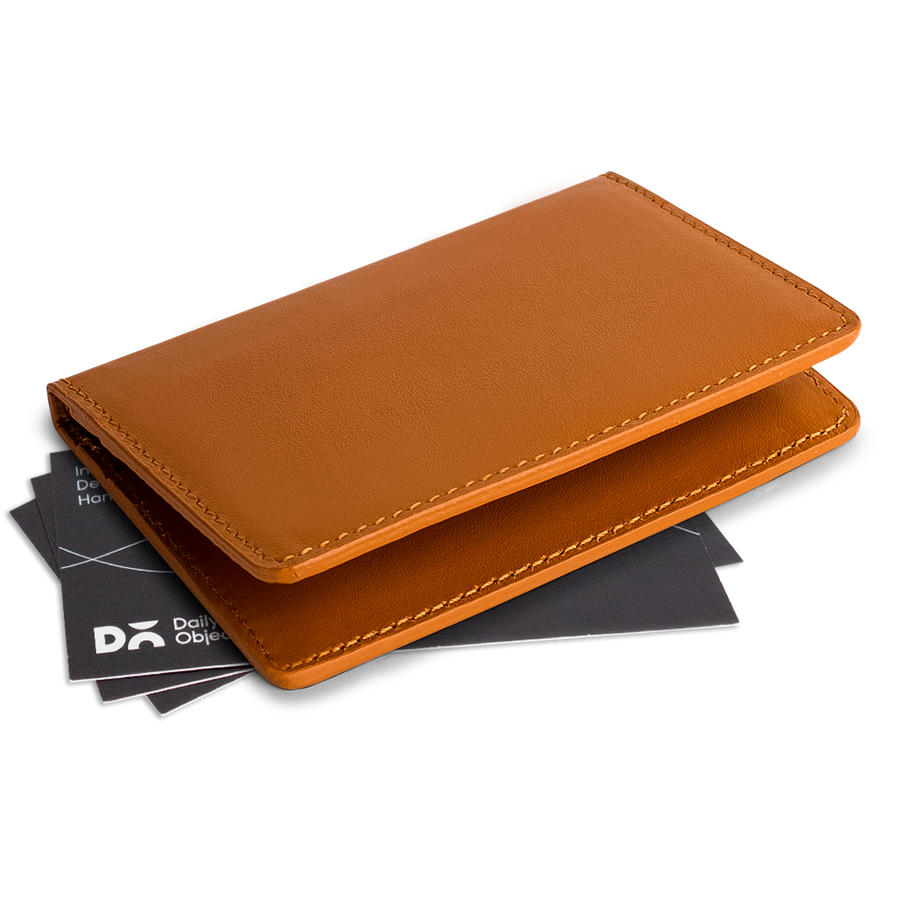 DailyObjects Tan Business Visiting Card Wallet Buy Online in India ...