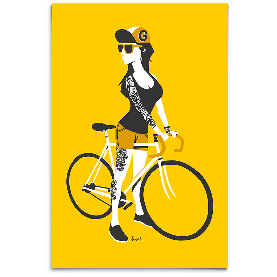 Delighted Bike Wall Art Contemporary - The Wall Art Decorations ...