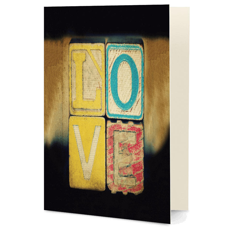 Dailyobjects Old Love A5 Greeting Card Buy Online In India