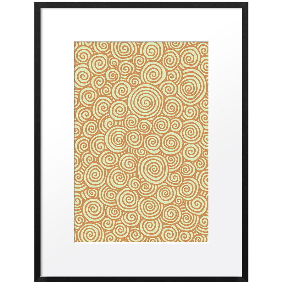 Magnificent Doodle Art Wall Ornament - Gallery Wall Art ...